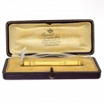 18ct GOLD Retractable Pencil. Click for more information...