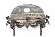 EP Victorian Bacon Warmer. Click for more information...