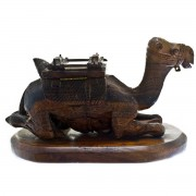 Wooden Camel Ring Box.. Click for more information...