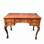 Victorian Mahogany Writing Desk. Click for more information...