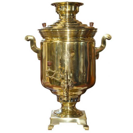 SAMOVARS AND TEA URNS