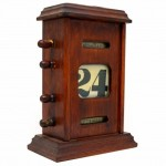 Wooden Every Day Perpetual Calendar. Click for more information...
